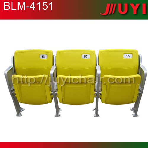 JUYI Stadium Chair Aluminum Metal Leg