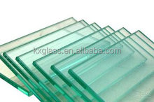 Safety building glass/Toughened Laminated Glass panels price with factory