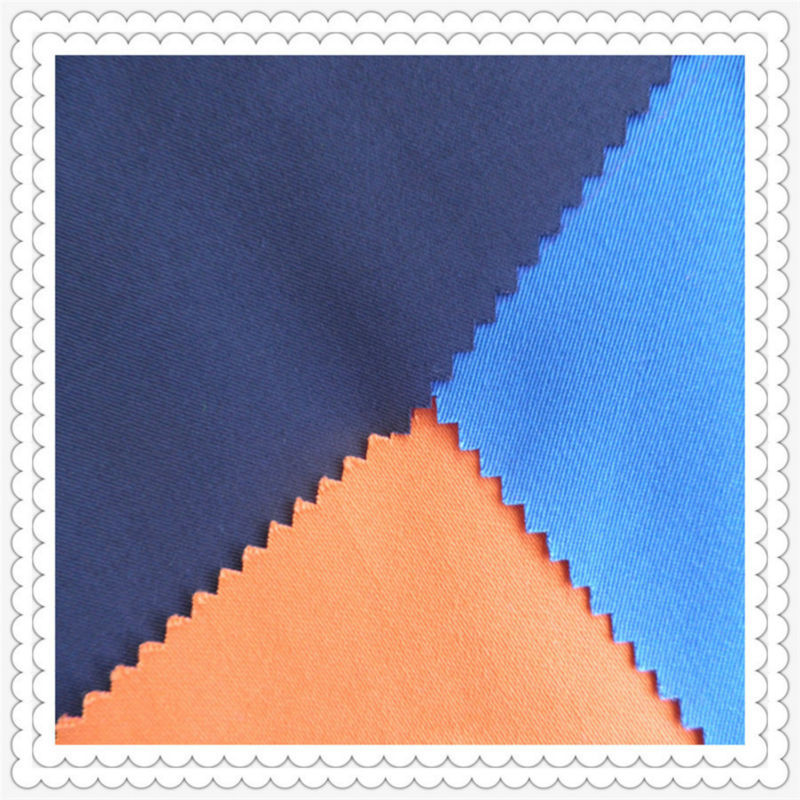 polyester cotton 80%Twill uniform workwear 3/1fabric 320gsm
