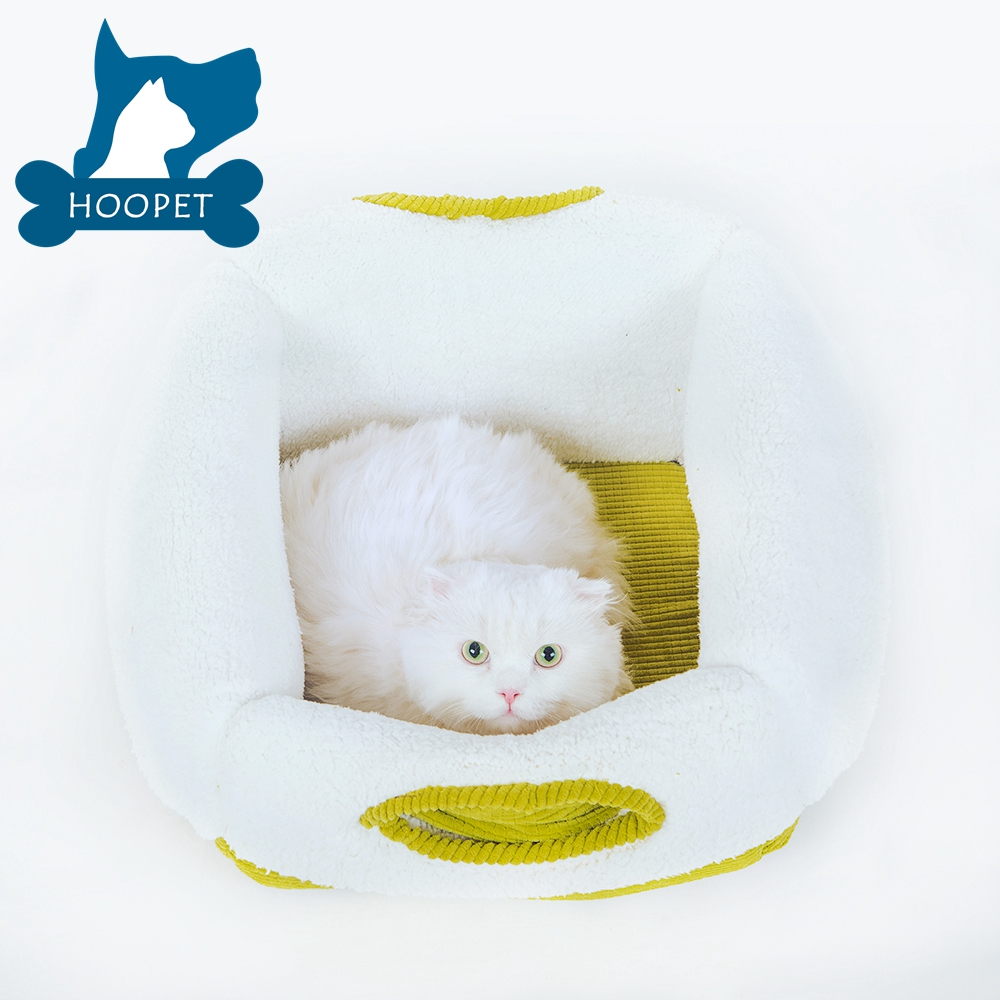 Warm Cozy Cat Carrier Beds Removable Pet Beds For Cats