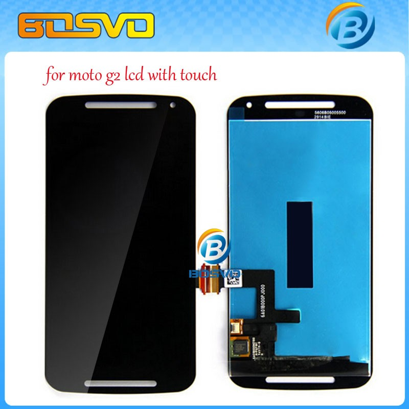 LCD screen display with frame for motorola moto x2 (2nd gen) xt1096