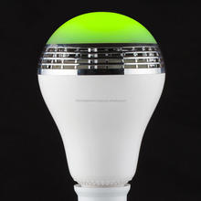 NEW Product App LED bulb bluetooth speaker for home audio