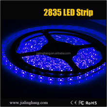 Ideal advertising use 50000hours long life span 60leds/m 2835 led strip super thin led strips