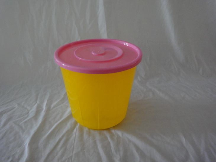 customization plastic bucket mould plastic container