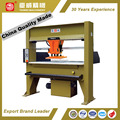 China Quality Made Traveling Head Automatic Die Cutting Machine for Shoes Industry