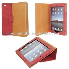 Portable Leather Skin Case for Apple iPad 2 With Holder & Magnetic Flip