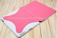 For iPad smart case, for iPad leather case, for iPad 2 / 3 / 4 leather smart case