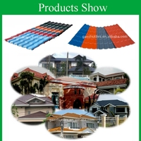ISO-9001 certificated upvc roofing sheet lowes price/plastic sheet pvc roofing