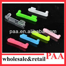 Colors For Iphone 5 earphone jack anti-dust Plug