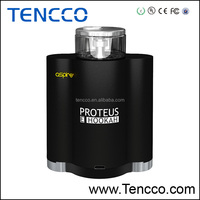 China Alibaba Newly vaporizer Original Aspire Proteus Aspire's e-hookah/Aspire New Original Product from Tencco vape