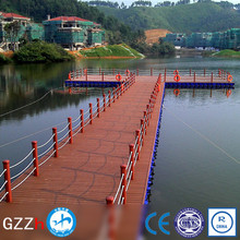 extreme durability plastic easy float pontoon from china