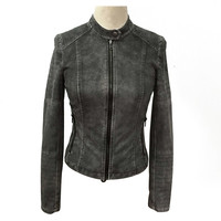 European style latest fashion designs ladies casual jackets