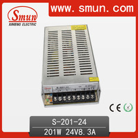Lcd TV Power Supply 201W 24V 8.3A AC-DC Single Output