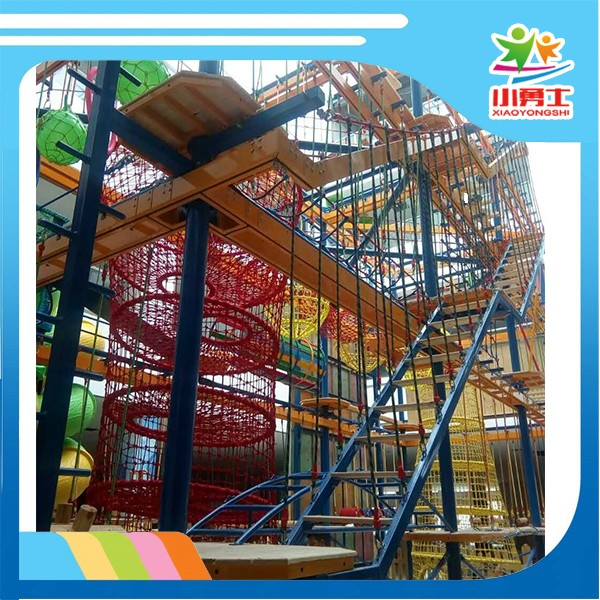 The cheapest price shopping center play and park playground equipment