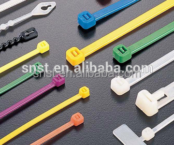 Most popular nylon velcro tape cable tie of ISO9001 Standard
