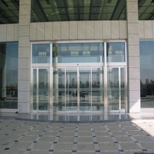 Aluminum door & window made by good quality safe glass with CSI certificate