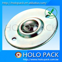 1 inch B Ball-Up Design TWO HOLES FLYING SAUCER TYPE Carbon Steel or POM or SUS420 conveyor belt loader