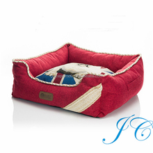 2016 Hot Sales Custom Indoor 100% Cotton Dog Pet House With Promotion