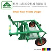 3 Point Single-row Potato Harvester machine, tractor small sweet potato digger