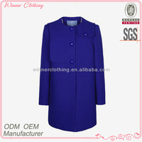 New fashion polyester and wool new design wedding coat for men
