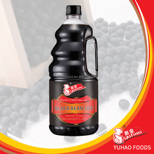 1.85L Hot Brand Style Clear Sushi Soy Sauce OEM Black Bean Soy