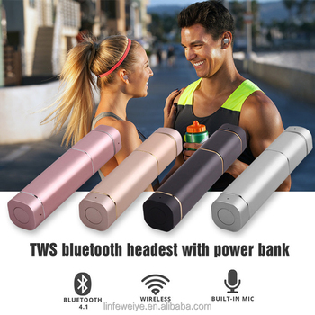 Foldable In-Ear Wireless Headphone For Sporting