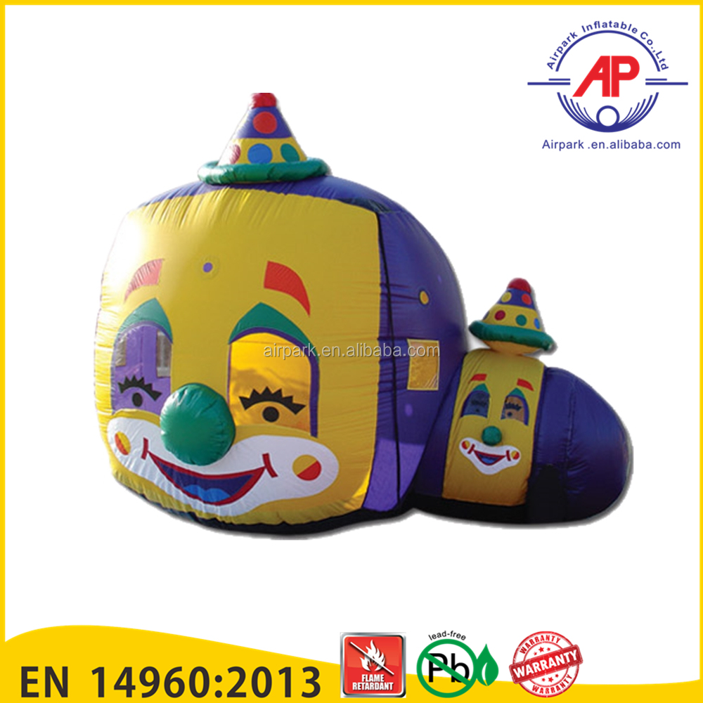 Promotion 2016 Top Seller inflatable shoes bounce for sale