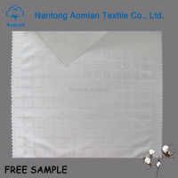 hotel quilt cover dobby fabric pure natural cotton online shopping
