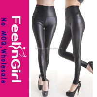 wholesale cheap women tight hot girls sexy leather leggings