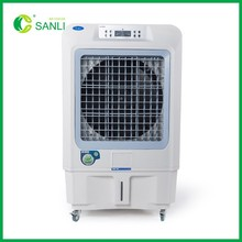 HF-SJ07Y-PB DC&AC with BATTERY,RECHARGE,180w Air condition system and cold room industrial water air cooler