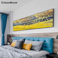 Home Craft Art Decor Picture Painting Decoration