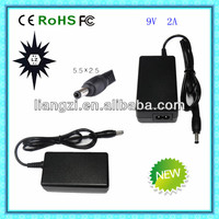 new 9v 2a 18w ac adapter hidden camera