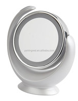 double side desktop mirror 2015 new style hot sale dressing table mirror with light skin care decorat LED mirror