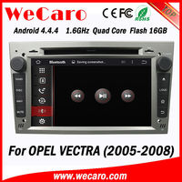 Wecaro Radio Navi Digital TV 2 Din Android Car Gps for Opel Astra Vectra 2005 2006 2007 2008