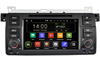 High quality Quad Core Android 5.1 system Car multimedia auto radios with DVD player GPS navigation fit for BMW E46 / M3