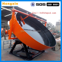 High Quality Disk Urea fertilizer pellet making machine/organic fertilizer pelleting machine with factory price