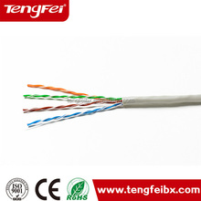 high quality UTP CAT5 wire/cat5e patch cord cat 5e kapall