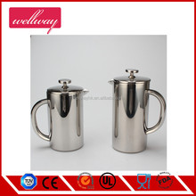 1 Liter Double Wall Stainless Steel French Coffee Press