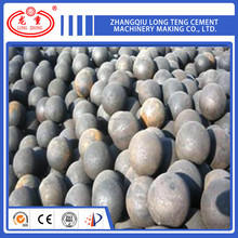 Dia20mm-130mm high hardness forging steel grinding ball for gold mine