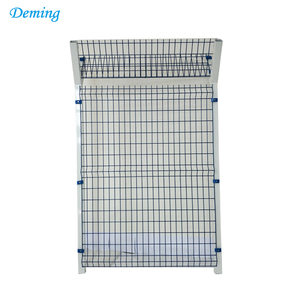Reasonable Price High Quality Electric Galvanized Airport Fence