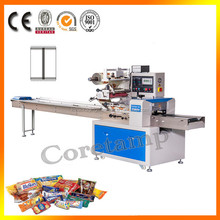 Automatic Plastic Bag Transparent Film Packing Machine