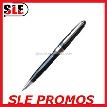 Black Stealth Metal Ballpoint Pen+ Gift Box-Cross Style Refill- Great Deal