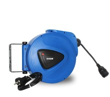 GS, UL approved 15m automatic retractable cable cord reel