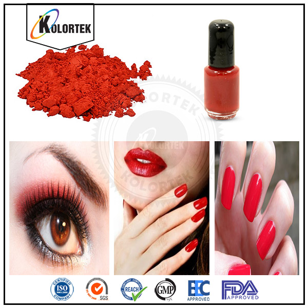 High-purity cosmetic dye Dc Red #40-Lake,D&C Red No. 40 Al Lake for soaps and nails