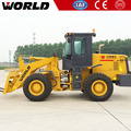 WORLD W136 3ton wheel loader with spare parts for sale