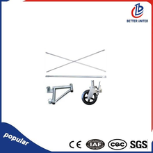 Hot Sale hot dip galvanized wedged lock scaffolding and pin lock scaffolding
