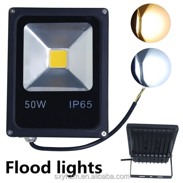 Led flood light factory ip66 high power outdoor led projector