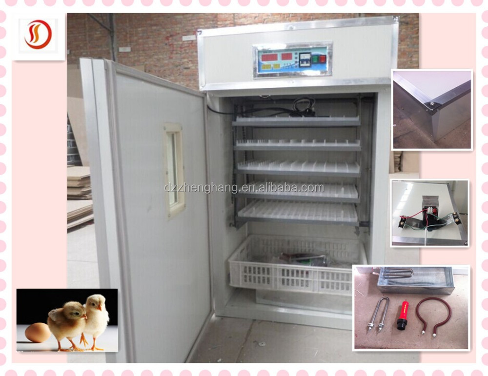 new small egg chicken incubator/ 440 full automatic poultry hatcher machine