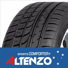 Altenzo brand comforser mud tires from PDW group, tyre navigator