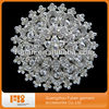 cheap beautiful shiny rhinestone brooches and hijab pins in bulk